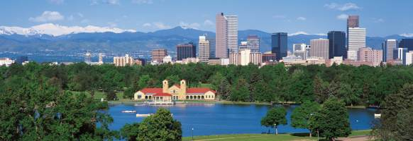 courtesy of Ron Ruhoff for Denver Metro Convention & Visitors Bureau